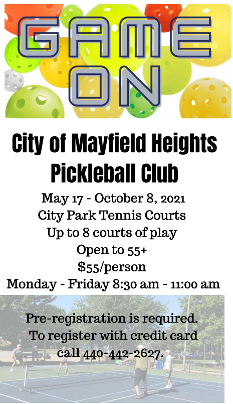 2021 Outdoor Pickleball